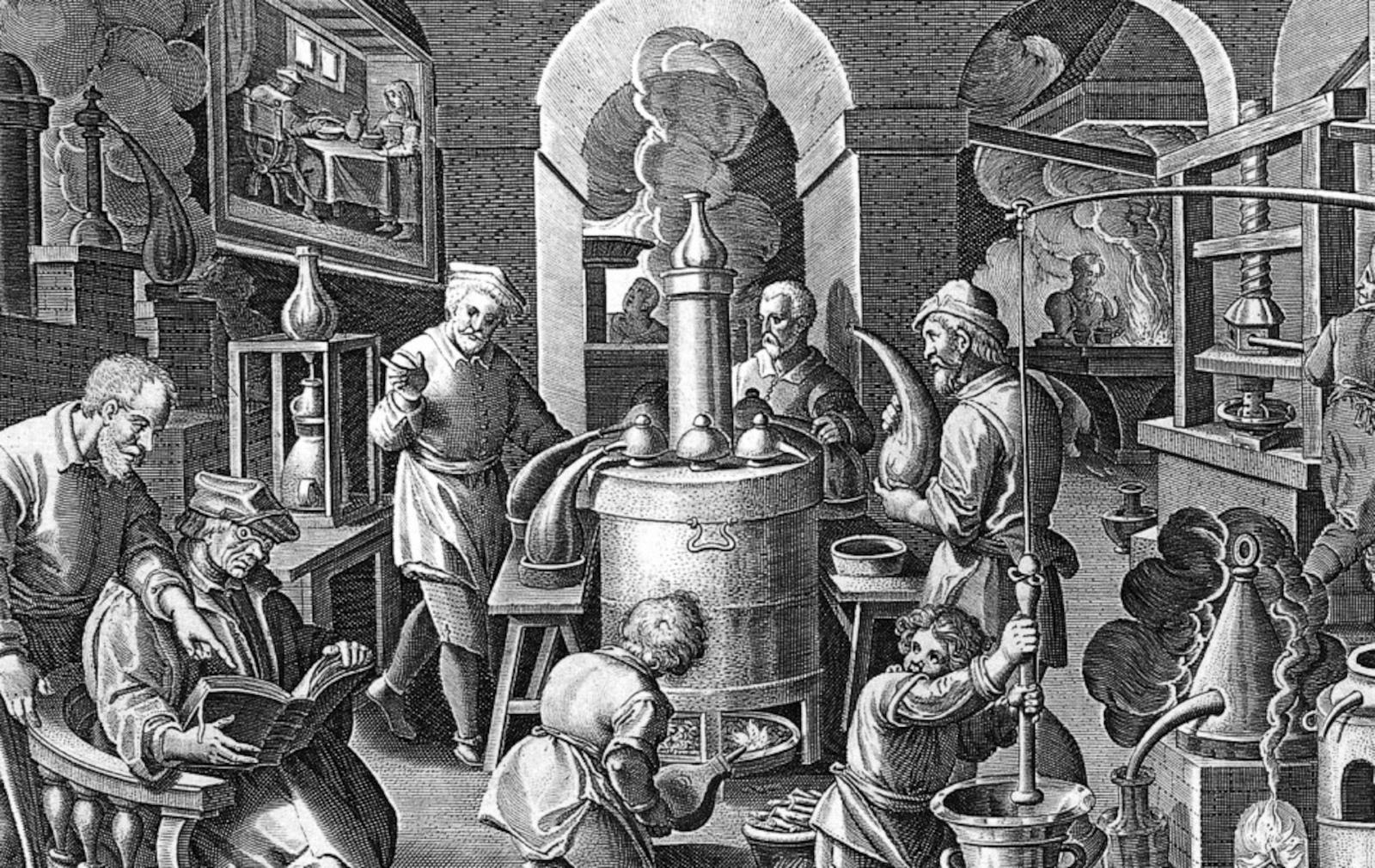 Heritage & Distillation